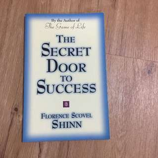 The Secret Door Of Success