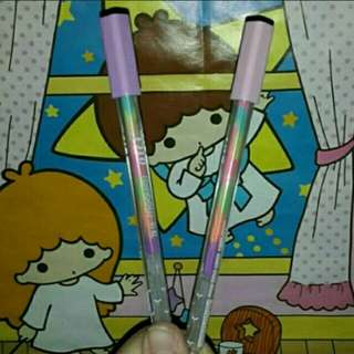 Clearance Sale Rainbow colorful pen