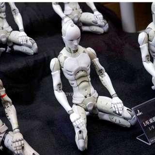 1000 toys synthetic human (not hot toys,sideshow,neca,mcfarlane,dc,spawn,statue,xm studios,marvel,dc)
