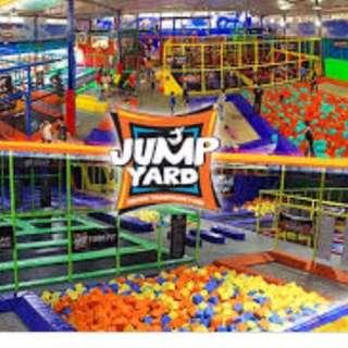Jump Yard Voucher