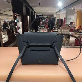 Celine baby belt handbags crossbody 斜咩袋
