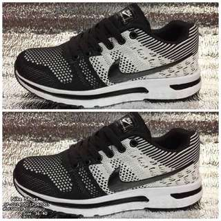 Nike shoes size : 36-40