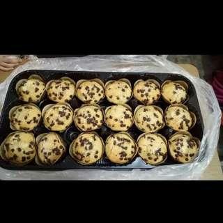 Tim hortons muffins