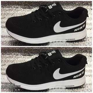 Nike zoom shoes size : 36-40