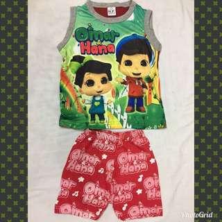 Boy apparel