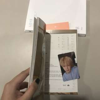WTT BTS JIMIN PC LOVE YOURSELF TO JUNGKOOK