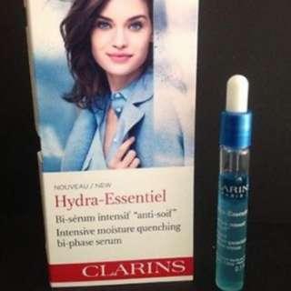Clarins hydra essentiel serum