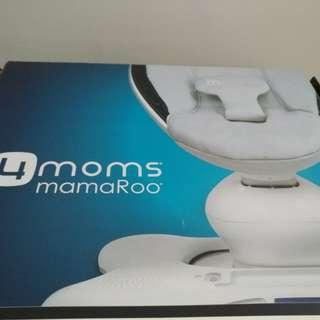 #4moms Mamaroo#baby rocker