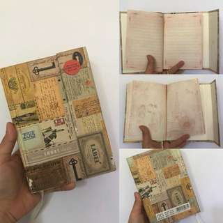 Cute Stationery Notebook