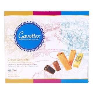 Gavottes 法式傳統雜錦薄脆禮盒
