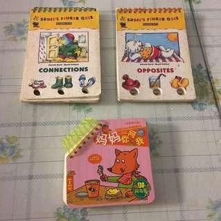 IQ books ( $10 each)