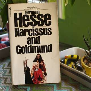 Narcissus and Goldmun by Herman Hesse