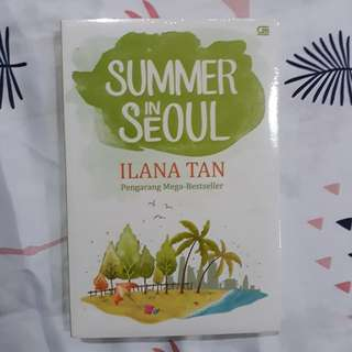 Ilana Tan Summer in Seoul