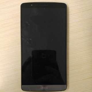 LG G3 D858HK 鈦黑 韓製港行 Dual-LTE (4G)