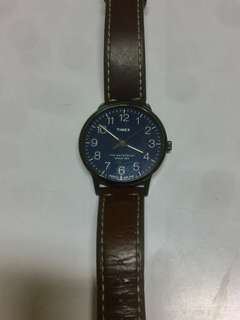 Timex waterbury indiglo original secondhand with guarantee card