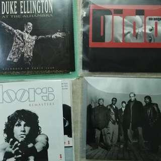 Doors Dave Matthews dido cd