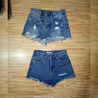 😍HIGHWAIST SHORTS 26-27