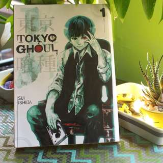 Tokyo Ghoul Vol. 1