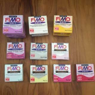 Fimo Soft/Effect Clay