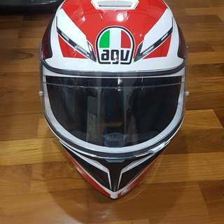 AGV K3 SV full face helmet