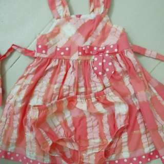 2-3 yrs old girl's dress