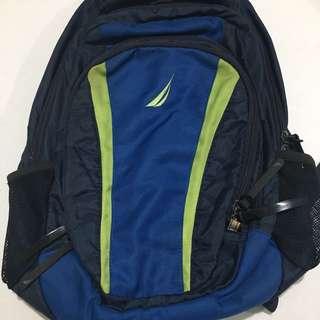 Authentic Nautica Mens Backpack