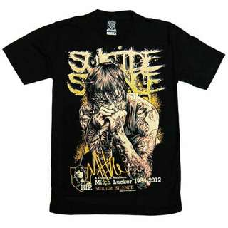 Band shirt - Suicide Silence -