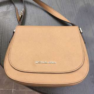 Authentic Michael Kors small sling bag repriced!