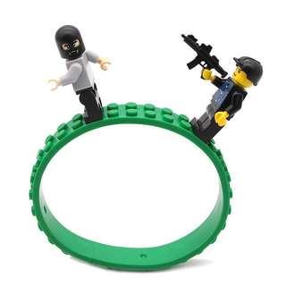 Lego Building Blocks Flexible Strips