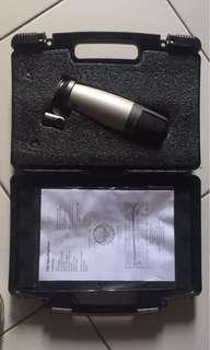 mic condenser samson c03