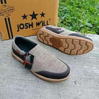 Sepatu josh will