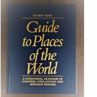 Brand New Guide to Places of The World