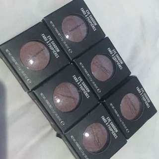 100% ORIGINAL MAC EYESHADOWS