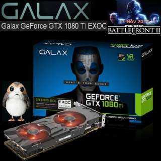GALAX GTX 1080 Ti EXOC 11GB GeForce® ..