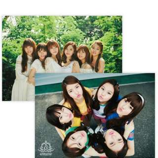 LF/WTB GFRIEND LOL Poster ( Lots Of Love Version )
