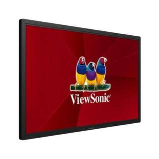 "VIEWSONIC 65"" FULL HD DIRECT-LIT LED COMMERCIAL DISPLAY"