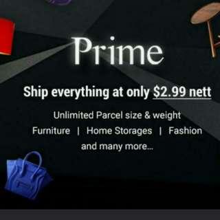 Ezbuy prime sharing
