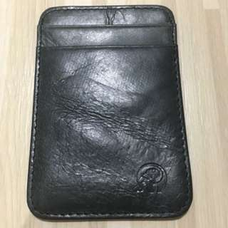 LCH 04- Leather Card Holder