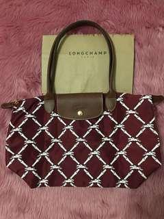 Longchamp Le Pliage Limited Edition