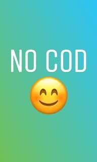 NO COD