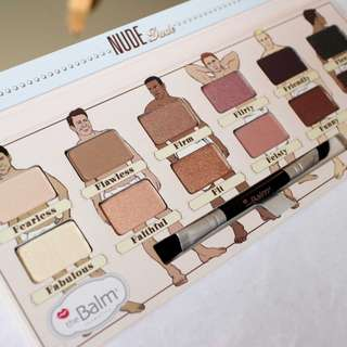 The Balm - Nude Dude Pallete
