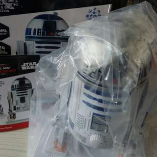 $498 r2d2 星球大戰 star wars 加濕器 humidifier