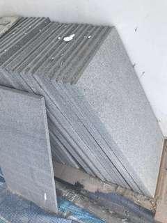 Granite tiles 30cm x 60cm