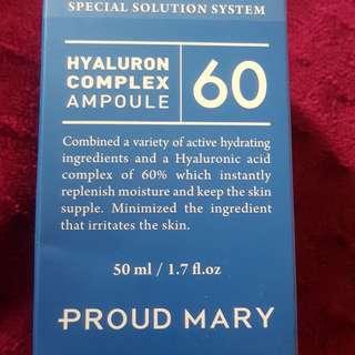 Hyaluron complex ampoule