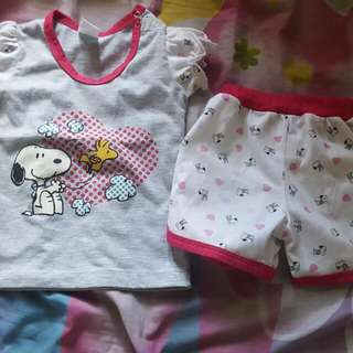 Auth snoopy terno
