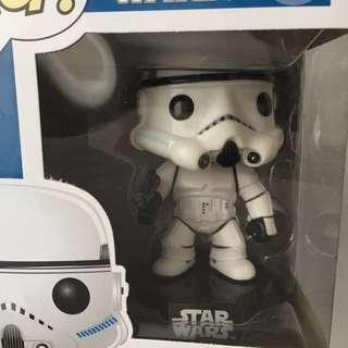 Stormtrooper Funko Pop - Star Wars