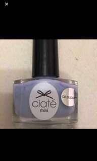 Brand New Ciate Mini Nail Polish