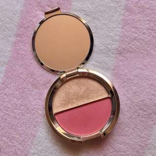 Becca X Jaclyn Hill Shimmering Skin Perfector Pressed Champagne Splits - Prosecco Pop/Pamplemousse