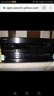 Onkyo TX NR5007 flatship AV amp