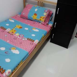 Marine Parade small room